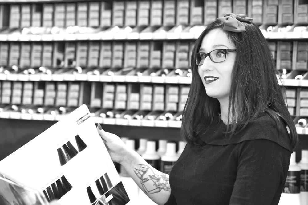 Silke Jungnitsch - HAIR SPRING - Coiffeur im swissôtel Zürich-Oerlikon - Ihr Spezialist für modische Schnitte, brilliante Farben und professionelle Extensions