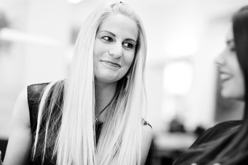 Daniela Butrico - HAIR SPRING - Coiffeur im swissôtel Zürich-Oerlikon - Ihr Spezialist für modische Schnitte, brilliante Farben und professionelle Extensions